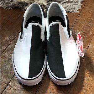70f4dbaa7d33 Vans Shoes - NWT Van slip on shoes